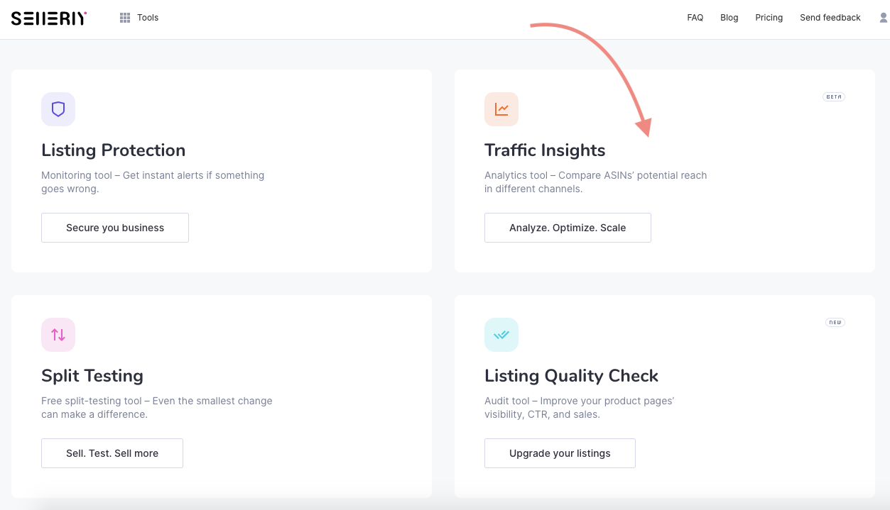 What is Traffic Insights